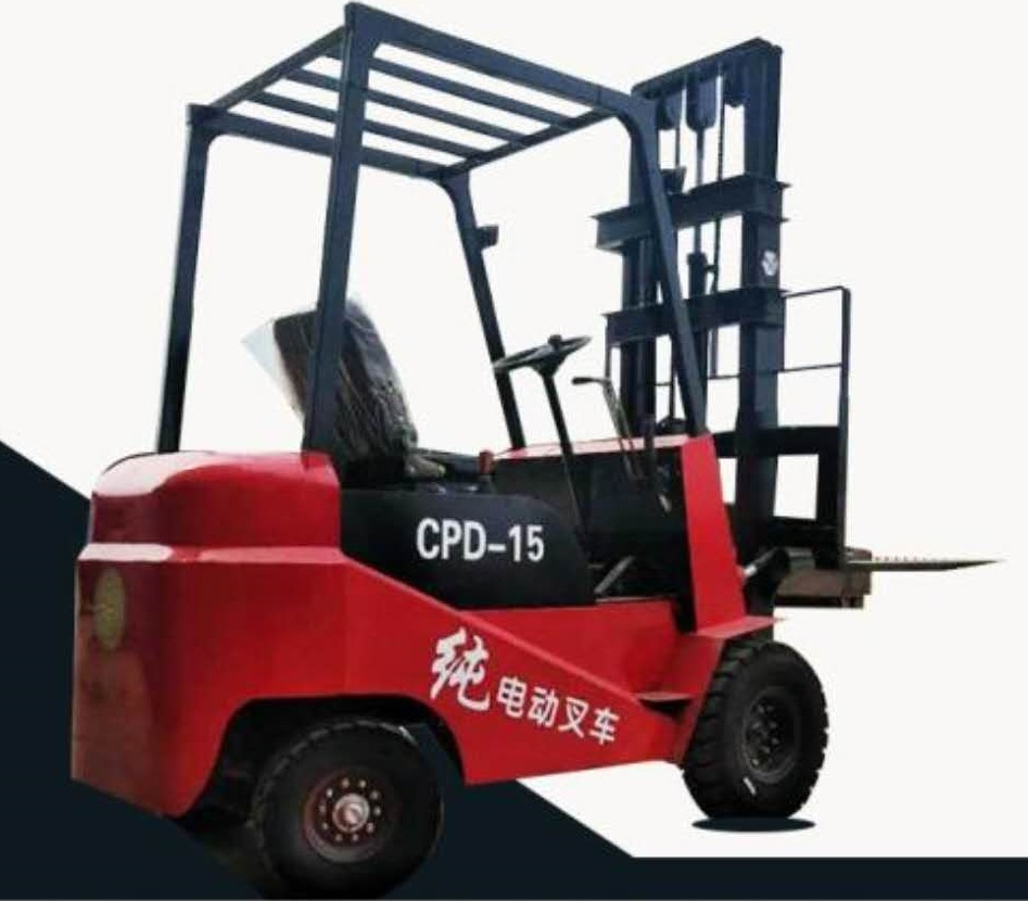CPDA15 15 Ton Electric Forklift Truck