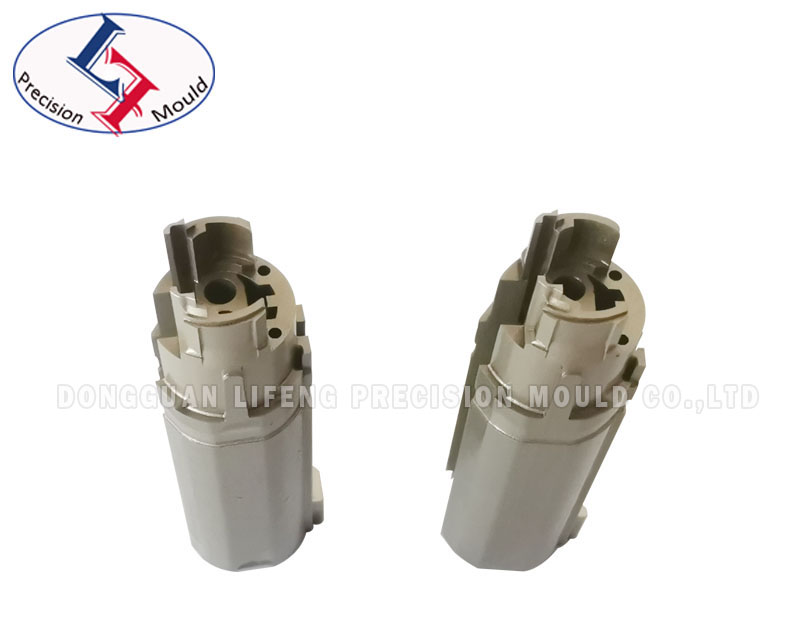 High precision connector mold component plastic mould part with tolerance 0002