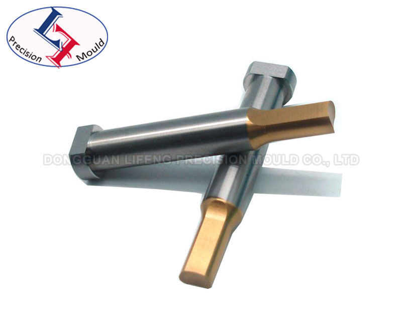 SKH51 moulding Punch die Precision mold part with TIN Coating