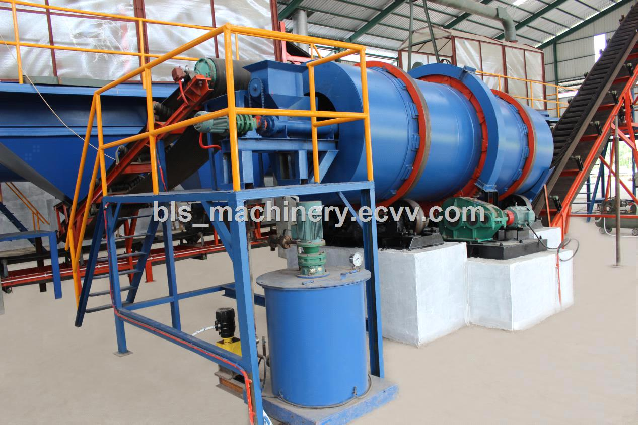 NPK Compound fertilizer machine with professional design precise processing equipment advanced quality