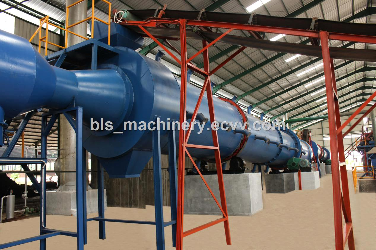 Fertilizer Equipment with best after sales service