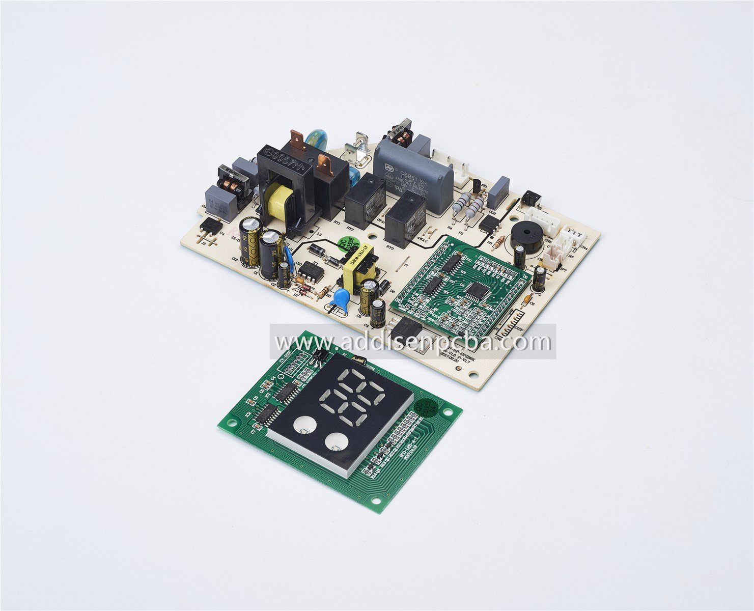 Controller for home constant frequency air conditioner