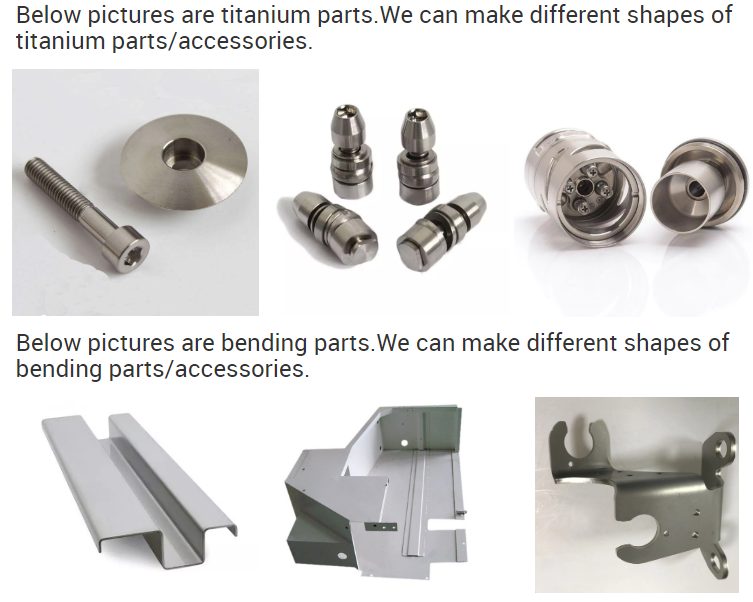 Shenzhen Factory Custom Cnc Central Machinery Parts Machining Car Motorcycles Spare Parts