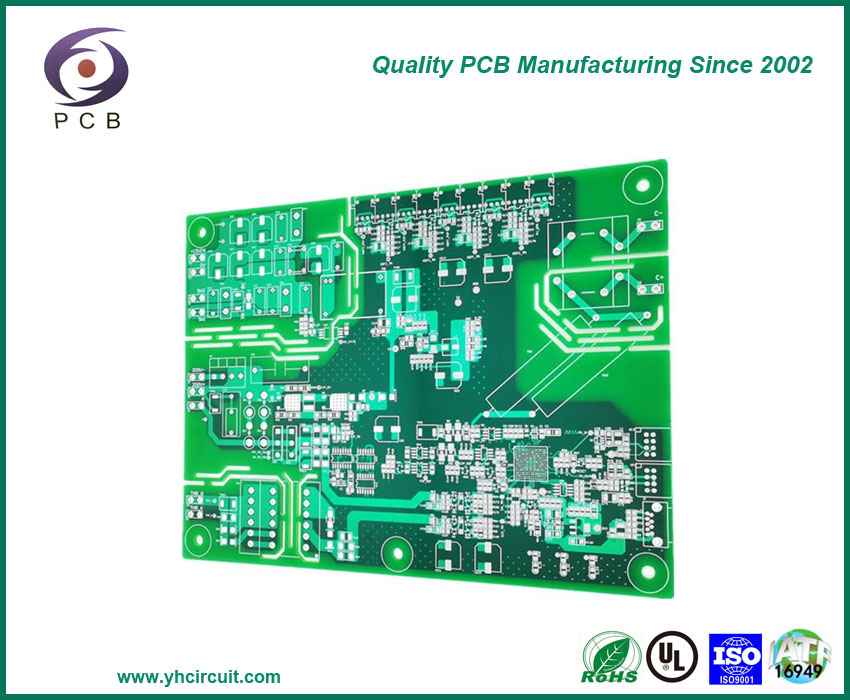 PCB Factory DoubleSide Multilayer Enig HASL PCB Board Circuit Board