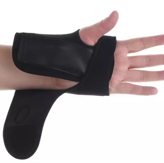 Wrist Protector Mouse Hand Removable Adjustment of Steel Plate Dynamic Fitness Wrist Guard Palm Hand Rest Fixed Bracers