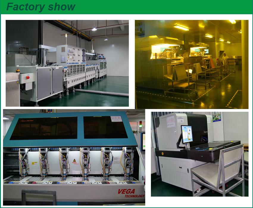 10WM K Aluminium PCB Board Manufacturing LED PCB Circuit