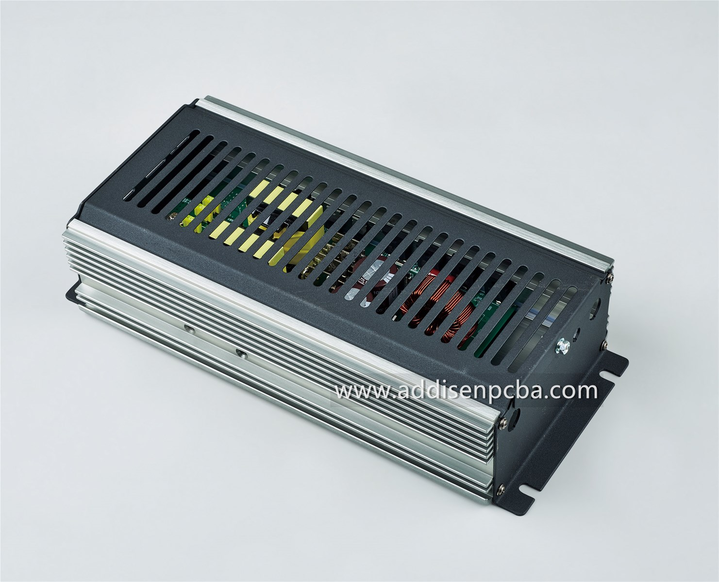 Controller for automobile power inverter