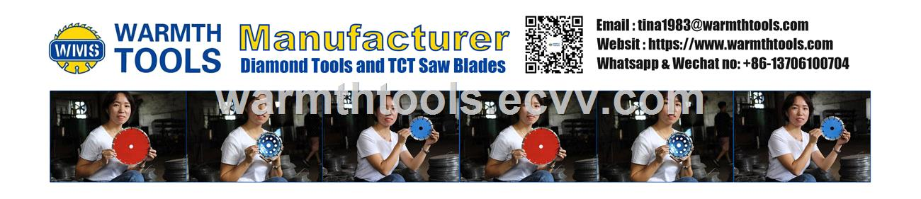 diamond saw blades Ttype stone cutting