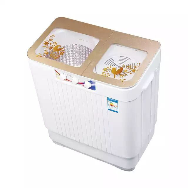 Semiautomatic Doublecylinder Washing Machine