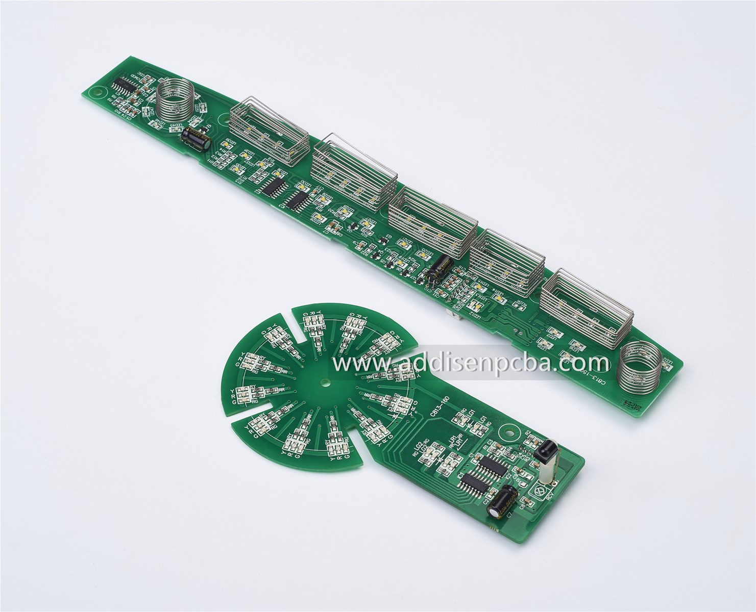 Circuit board controller for fresh air purifier