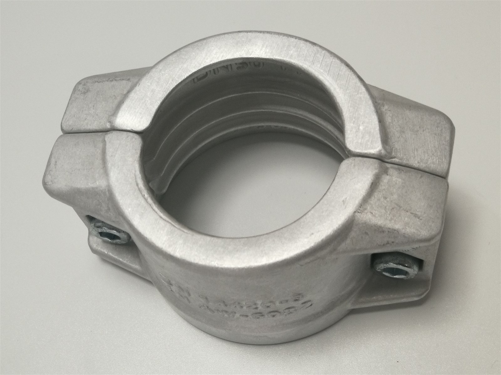 Stainless SteelAluminum Hose Tail Coupling Casting Forging DIN 2817 Fittings Safety Clamps