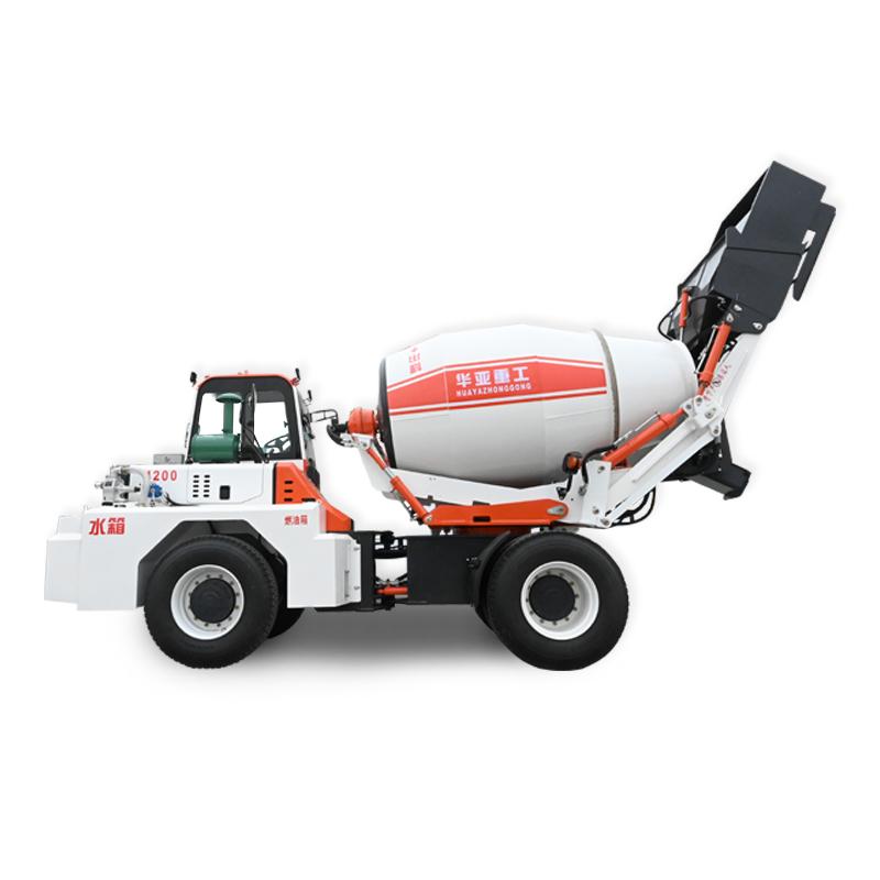35cbm self loading mixer Self loading concrete truck