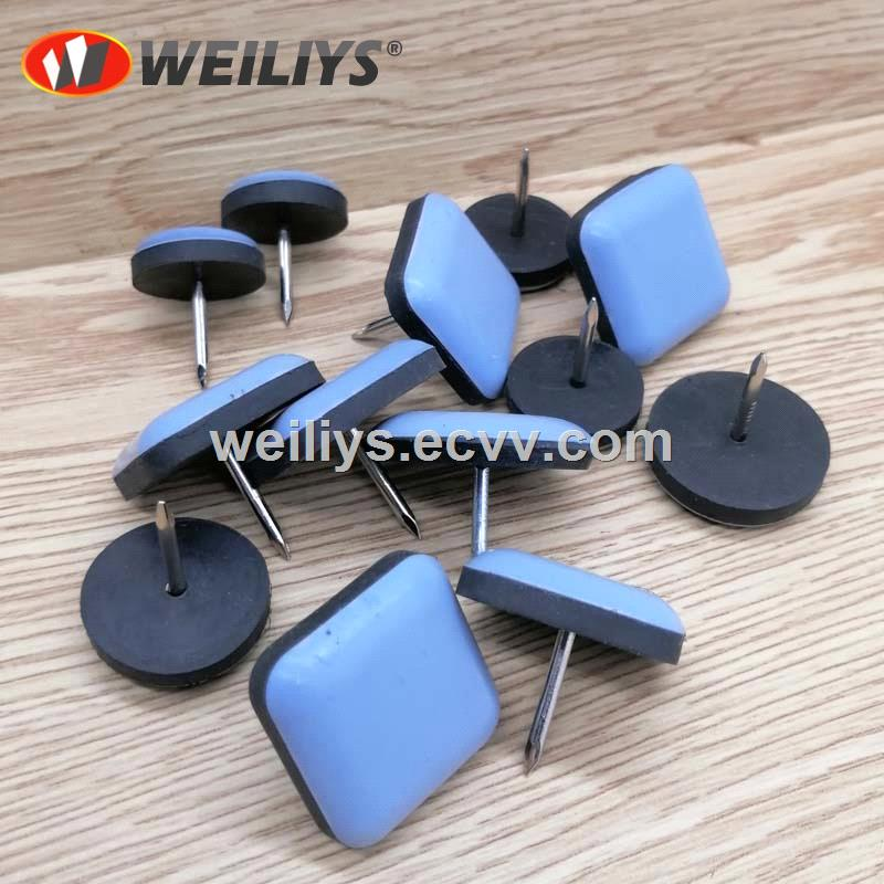Furniture Glides for Chairs Nail on Glide Furniture Sliders TableChair Glideto Protect The Floor Round Nail On Sliding