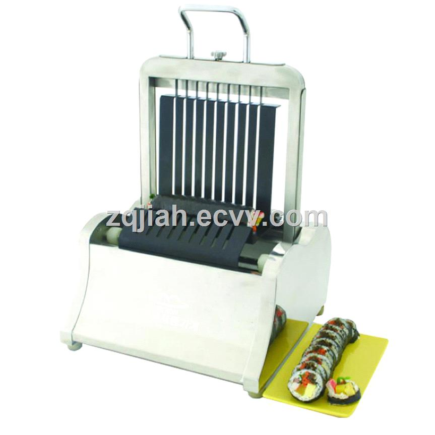 Manual Sushi Roll Cutting Machine Cutter Sushi Roll