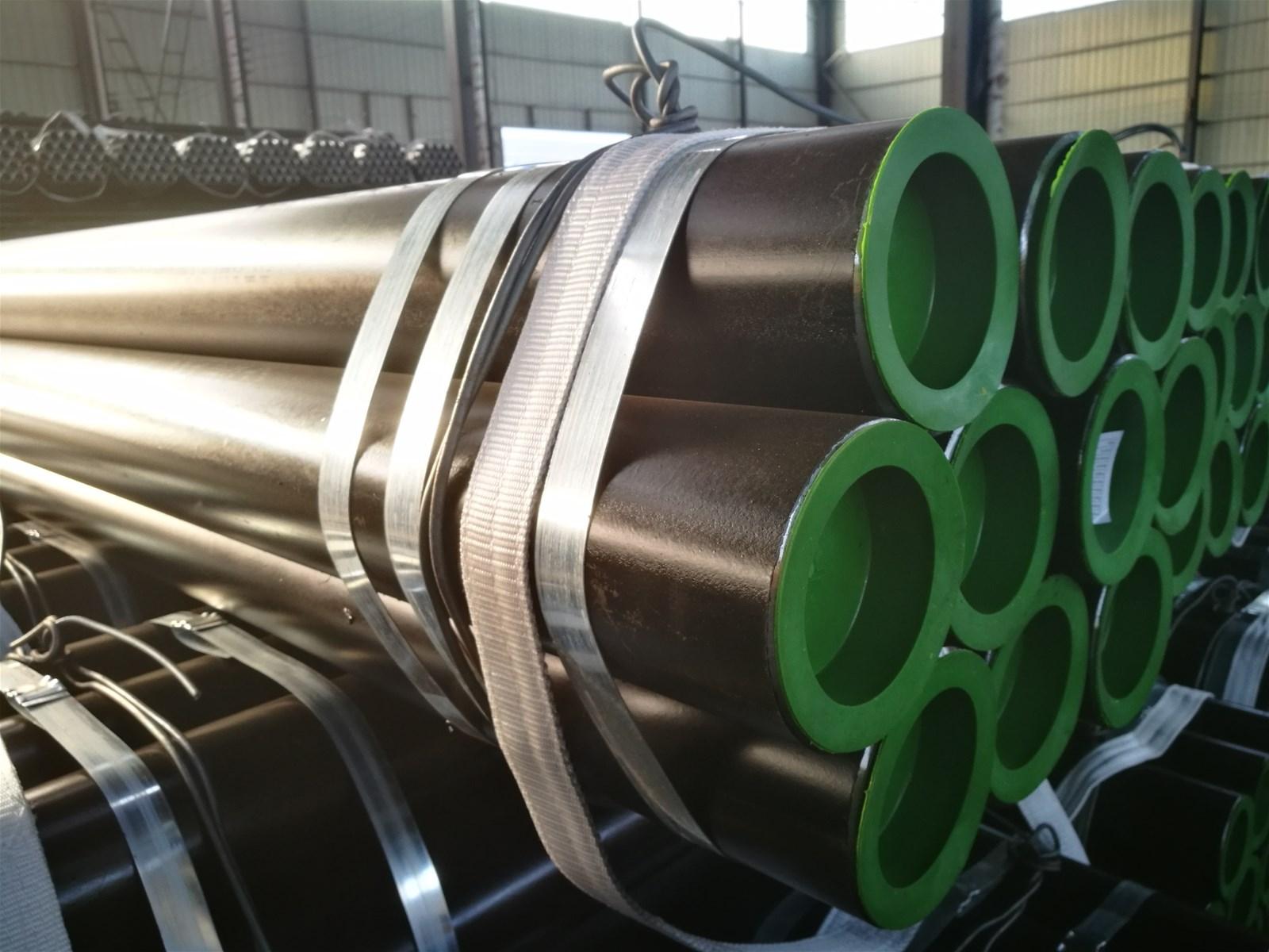 API 5L GRBA106A53 Seamless Steel Pipe