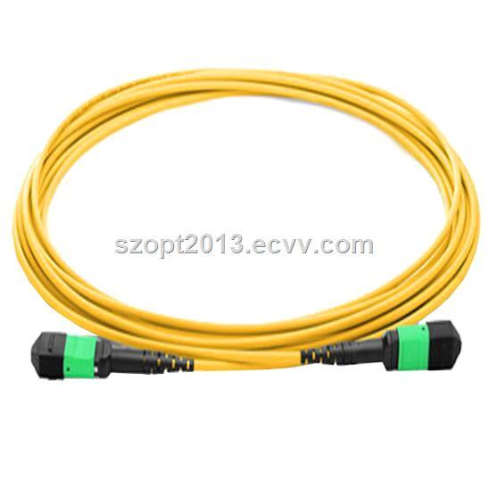 Optical Fiber Trunk Patch Cable MPOMPO MTPMTP SM