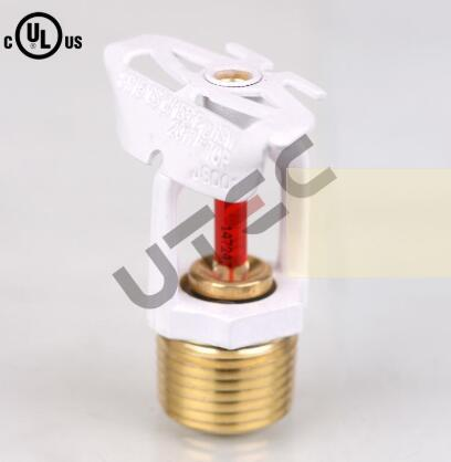 HS Code 842490100 High Quality Factory Direct Sales Wholesale Brass Automatic Fire Sprinkler Nozzle For Fire Equipment