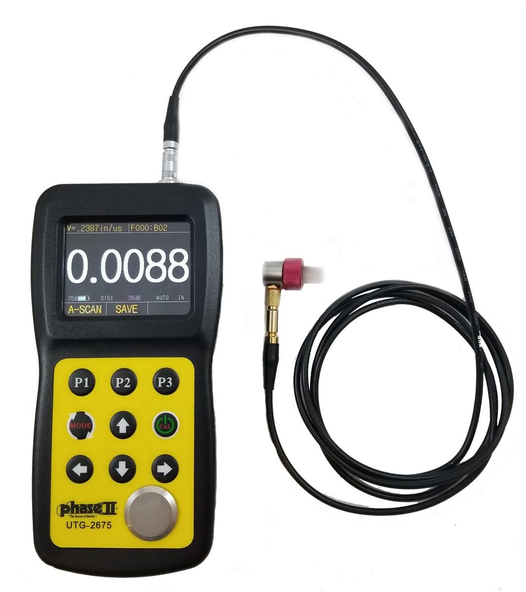 Ultrasonic Thickness Gauge UTG2675