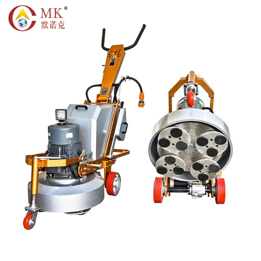 selfpropelled concrete grinding machine