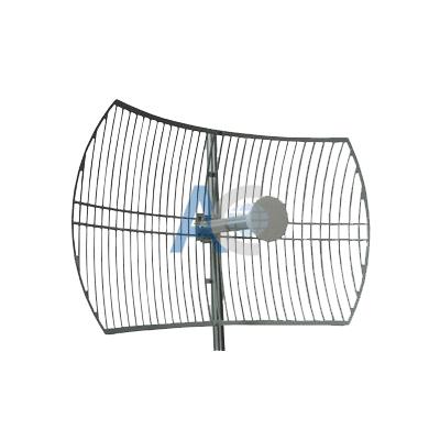 58G 28dBi MIMO Grid Antenna 2xN Female