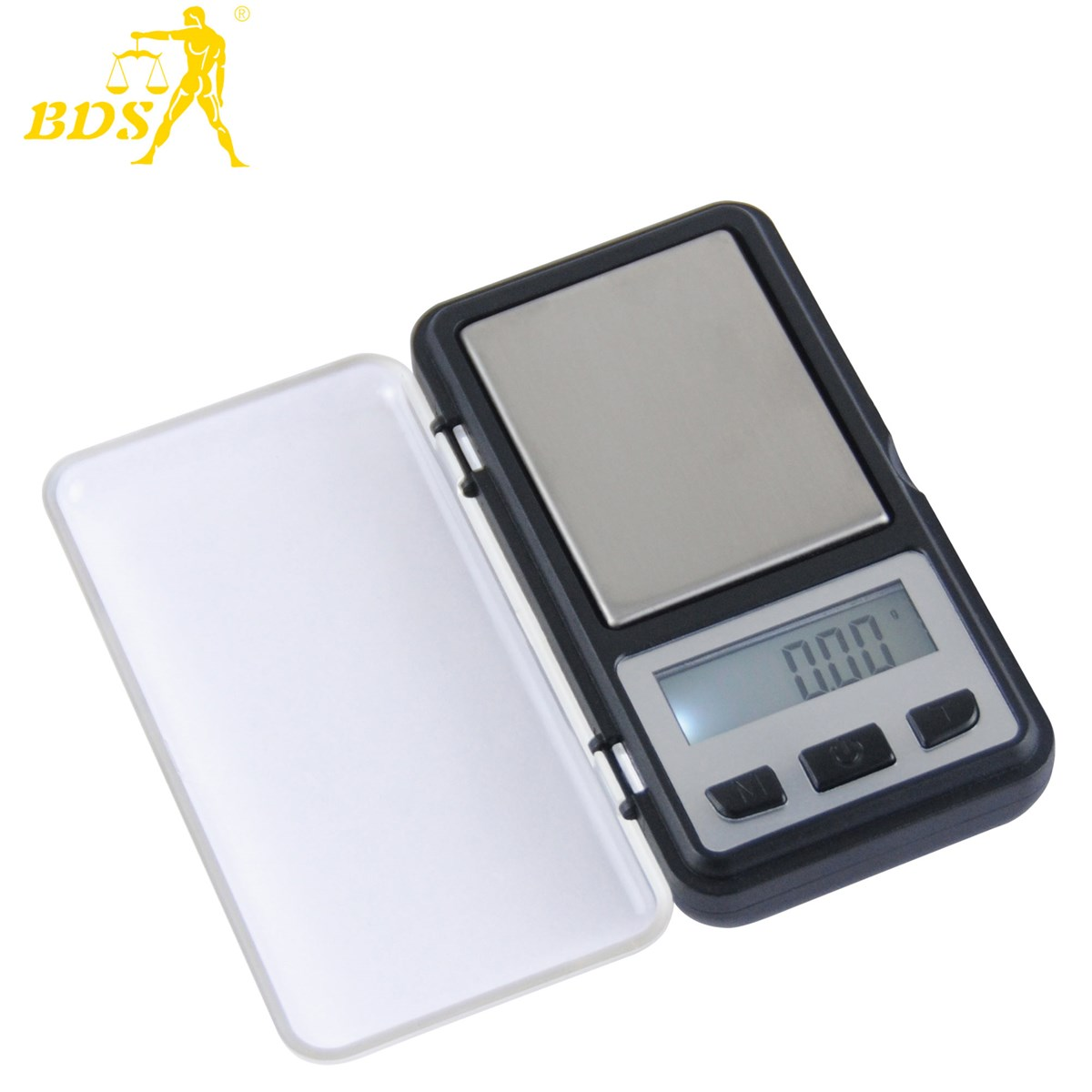 Pocket Scale with Stainless Steel Platform