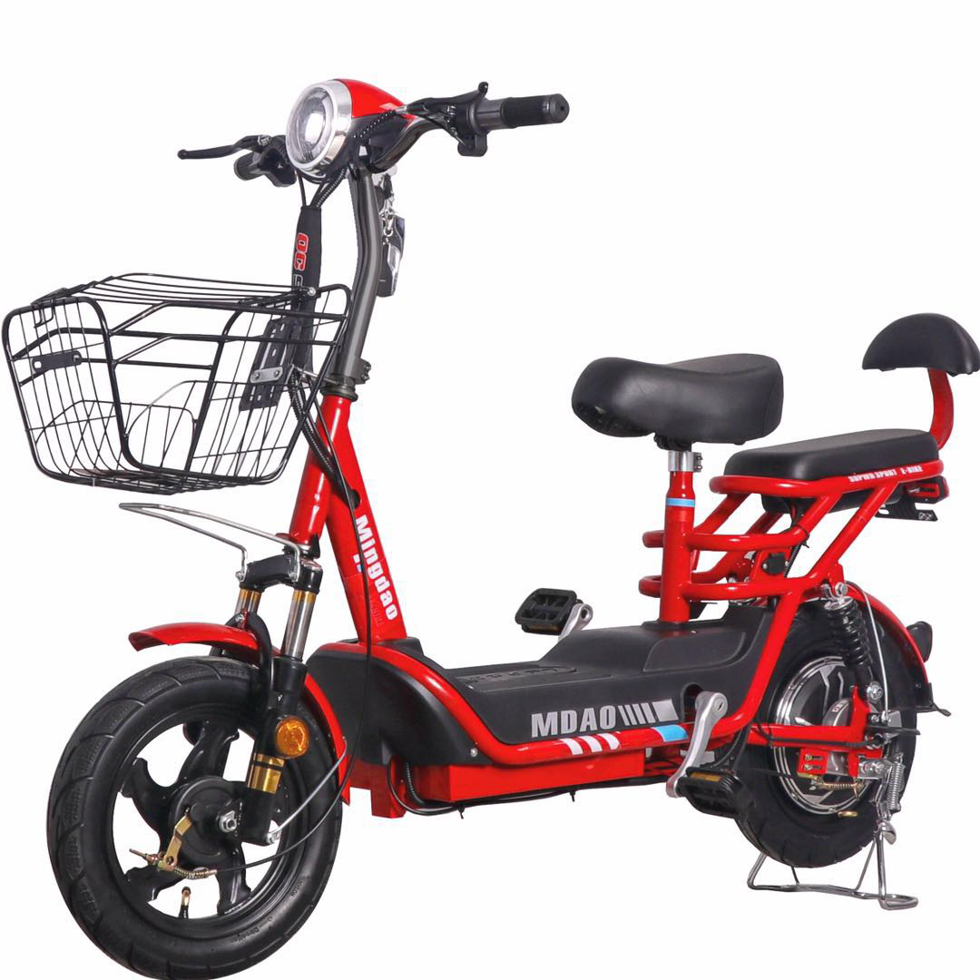 2020 Hot Seller High Quality Cheap Price Electric Scooter Bicycle Engine Kit Electronic Start Motorcycle with Pedal