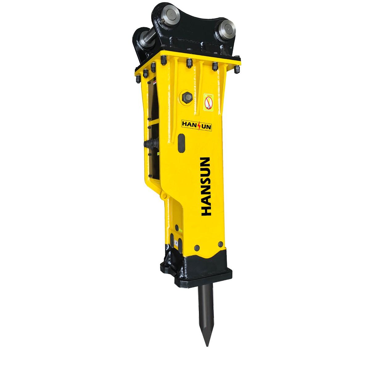 hydraulic rock breaker hammer for 20 tons excavator