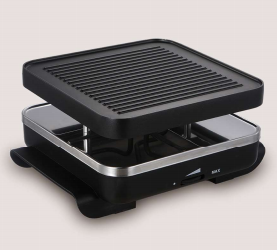 Electric grills barbecue skillets Raclette grills