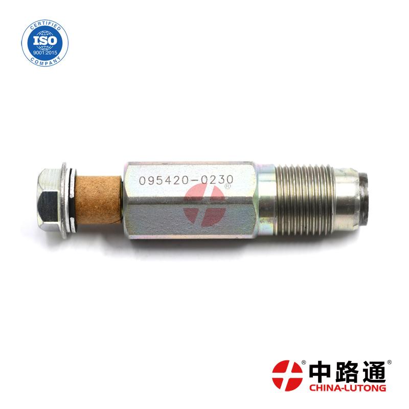 diesel fuel pressure limiter 0954200230 fuel pressure relief valve cummins