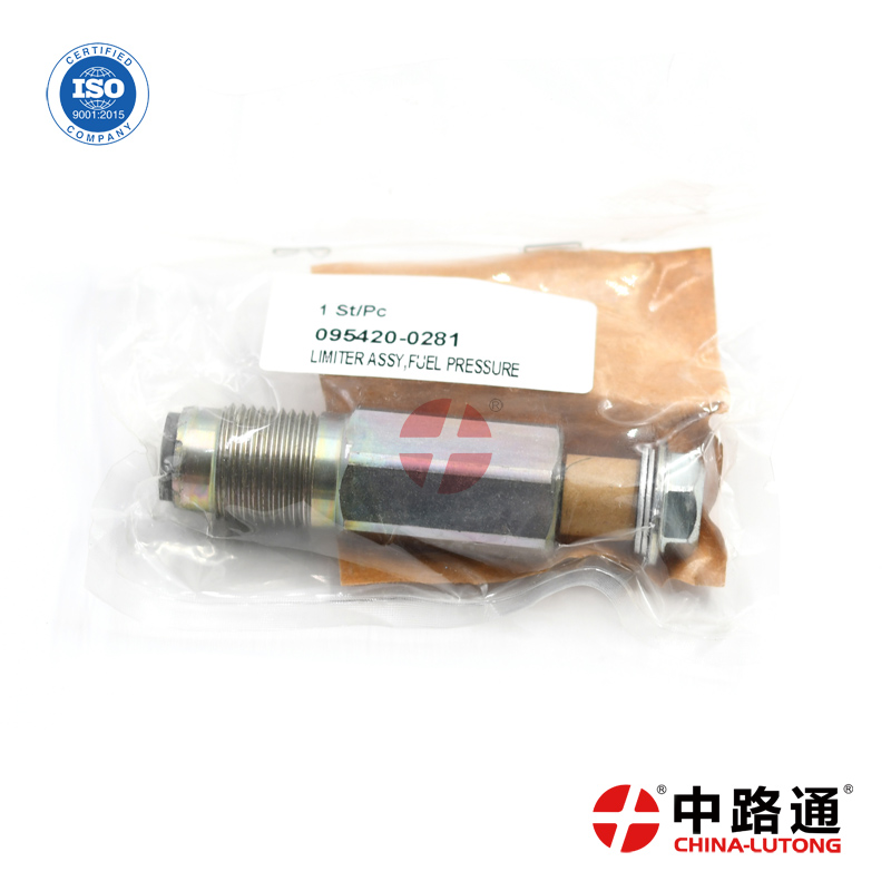 diesel fuel pressure relief valve 0954200281 fuel pump pressure relief valve