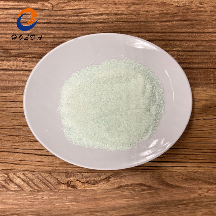 Industry grade Ferrous Sulfate heptahydrate for water treatment from China