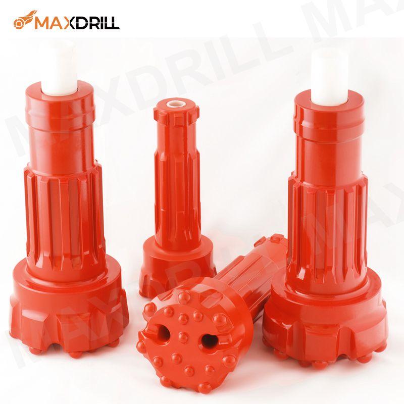 Maxdrill Ql60 Hammer 240mm Down The Hole Bit