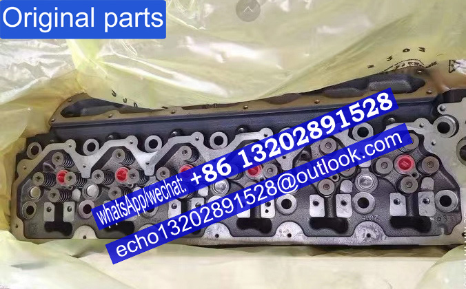 4181V058 Cylinder Head Genuine Perkins Engine Parts for 1106DE66Cat Engine C66 CAT PartsCaterpillar Parts ZZ50324