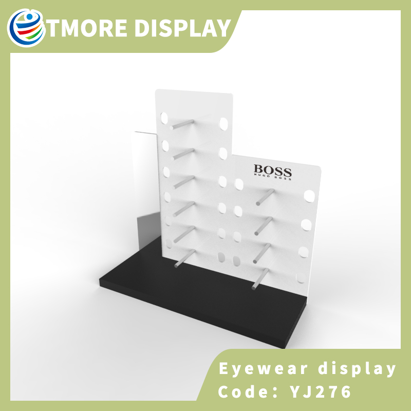 Rotatking eyewear display rack
