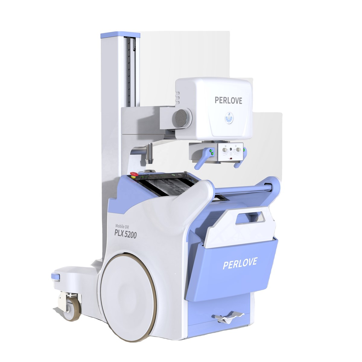 PLX5200 digital radiography system x ray imaging machine