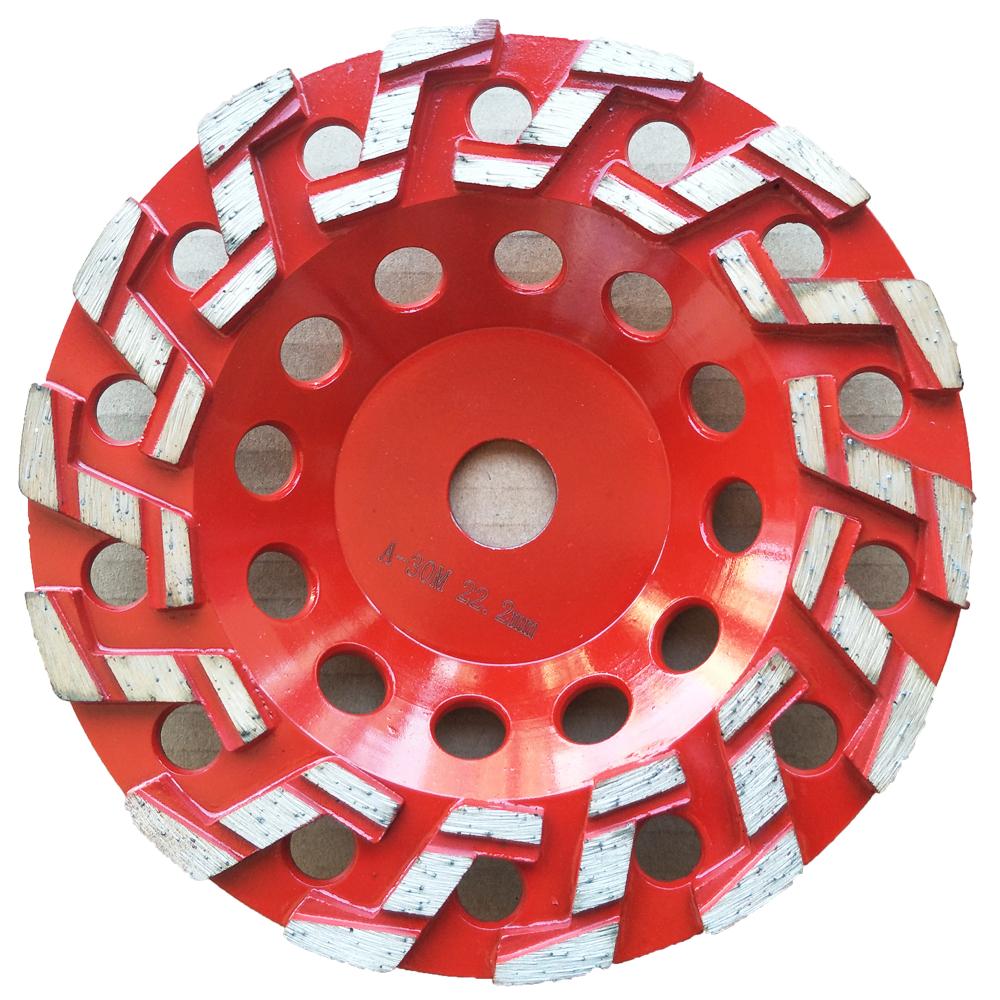 "7"" diamond grinding wheels"