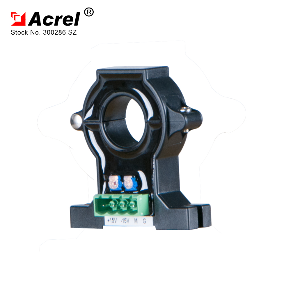 ACREL 300086SZ transducers split core open loop 420mA output 0500A dc input AHKCEKAA hall effect current sensor