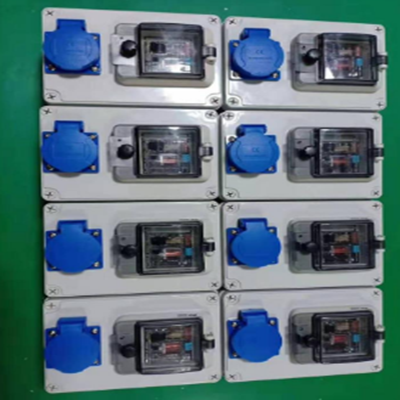 waterproof IP44 IP55 IP67 industrial power distribution box