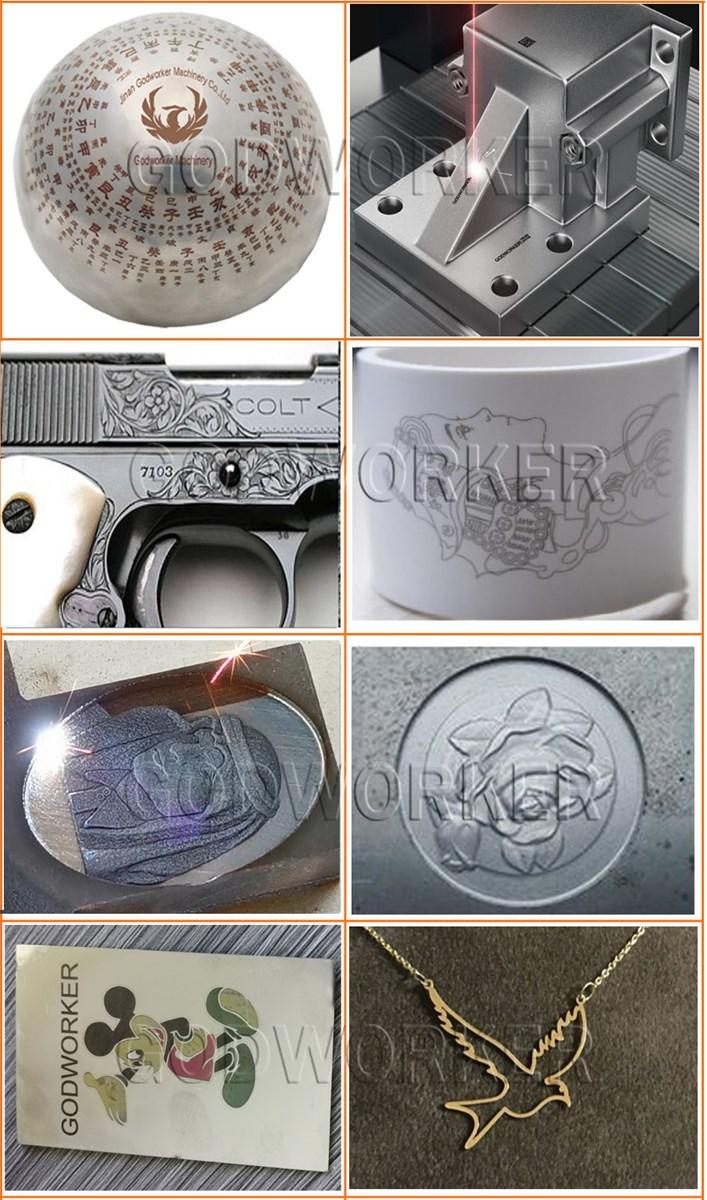 3D relief laser marking machine cured surface laser marking machine