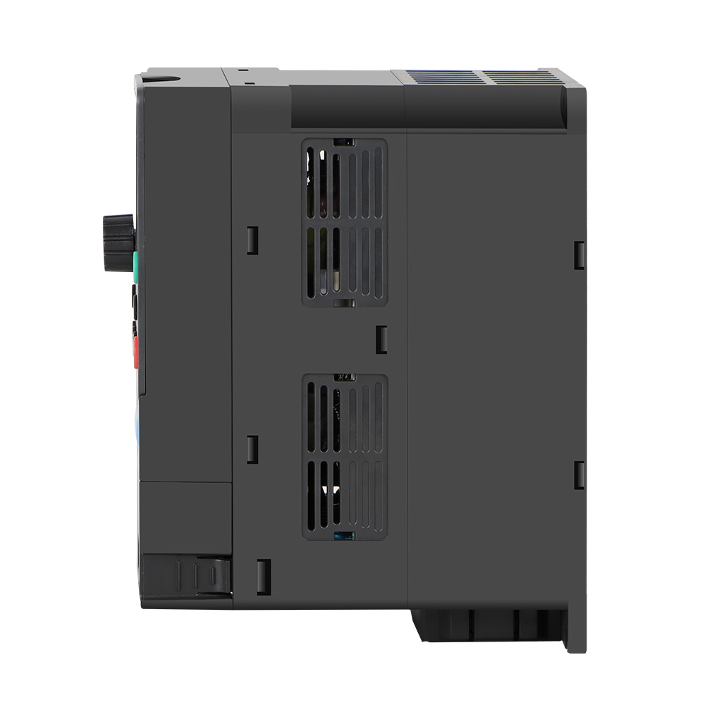 Single phase 220V AC variable frequency drive 04kw 05HP VFD inverters for 3phase induction motor control