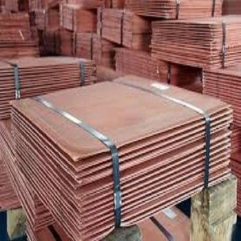 Electrolytic Copper Cathode 9999copper plates