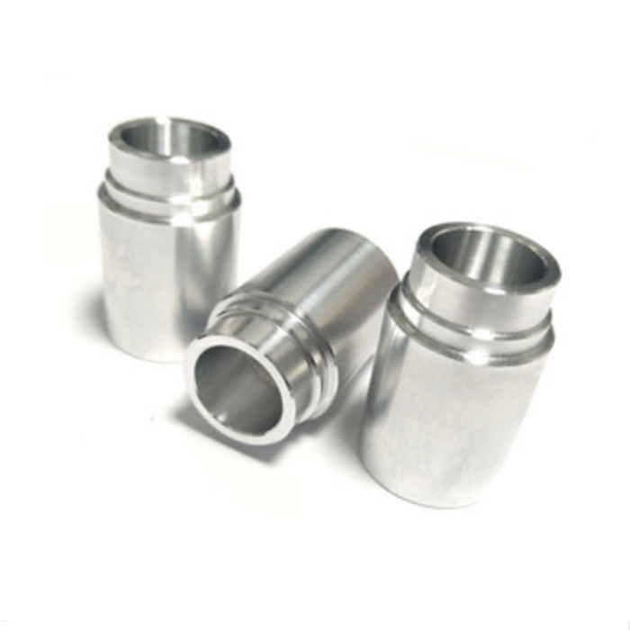 precision polished stainless steel round pin CNC metal cleaning machine parts complex machining parts for USA customer