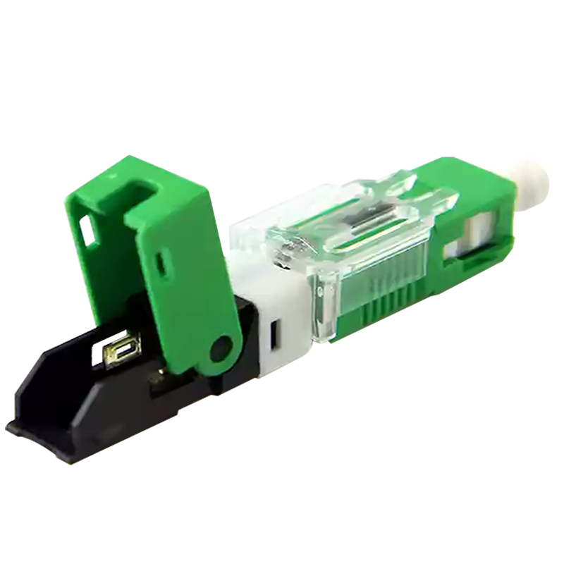 Best Price High Quality Fiber Optic Connector Scupc Fast Connector Fiber Optic Equipment For Ftth Network