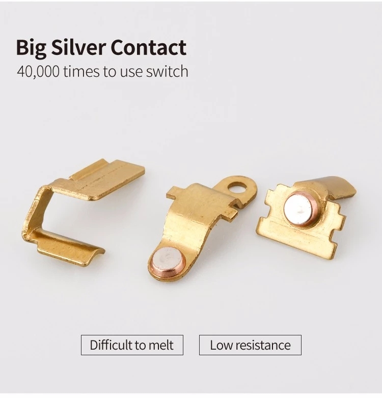 1016A 110250V Bell Golden Flower Switch Home PowerHotel Decarative Style Wall Switch