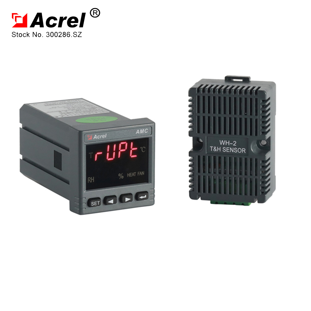ACREL 300286SZ Multifunction temperature humidity monitor control meter with digital display ACREL WHD4811 109