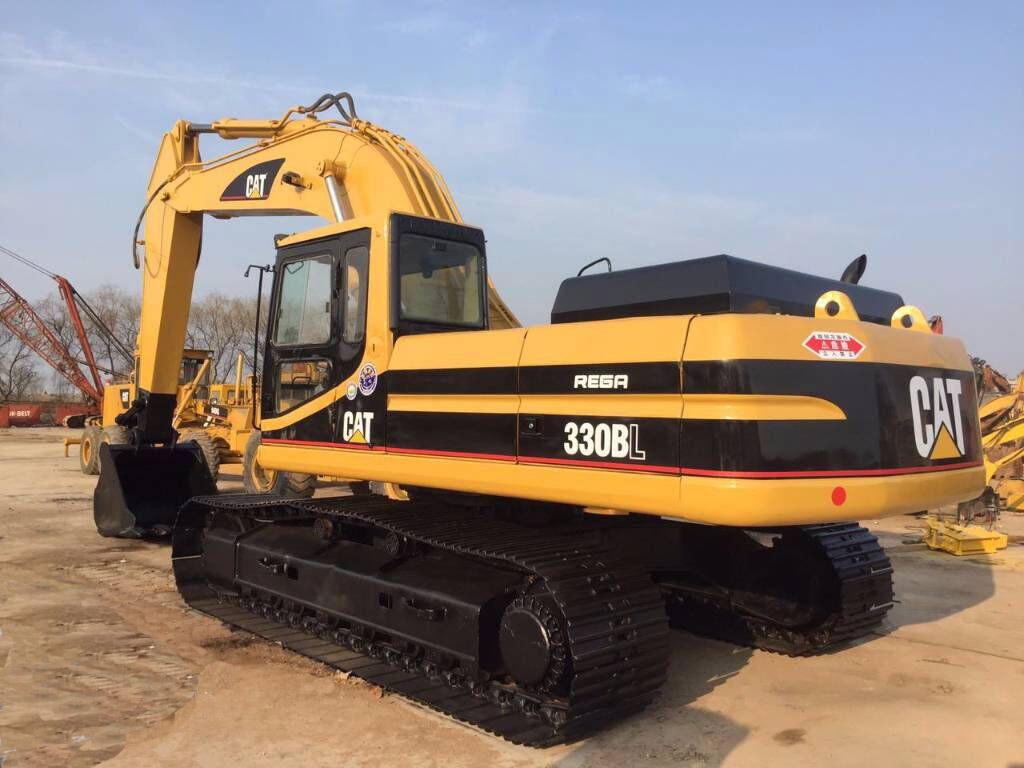 Used Caterpillar 330BL Excavator