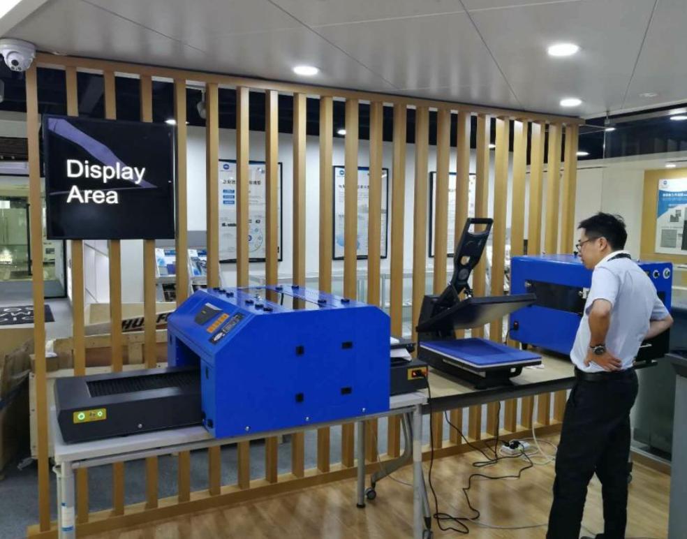 DTG inkjet Digital TShirt Printer