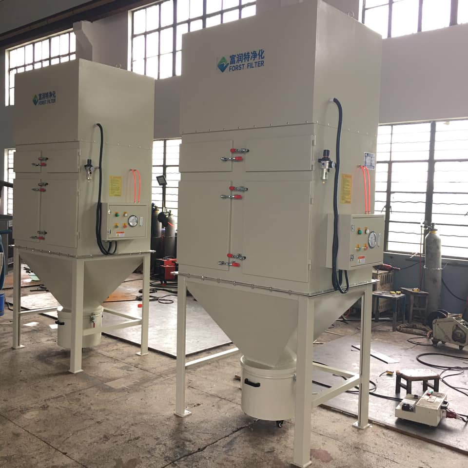 Forst Dust Collector Cartridge Filter Suppliers