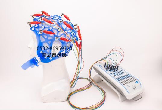 EEG Capfor bridge electrodesUse with alligator clip electrode wireElastic Caps