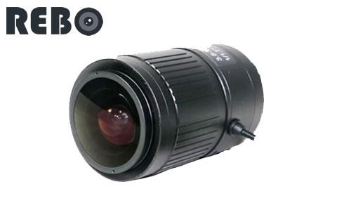 117 3818mm 12 Megapixel CCTV Lens Surveillance Security Camera Safe City ITS Industrial Face Recognition IR Lens